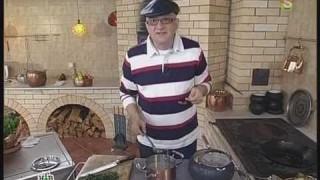 Карп с чесноком и кинзой по рецептам бухарских евреев