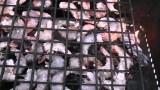 Креветки на гриле