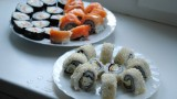 Суши калифорния и рецепт роллов