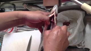 Как японцы готовят рыбу в Японии