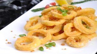 Китайская кухня: Кальмар в кляре