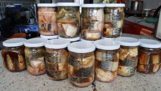 Консервы из рыбы в домашних условиях